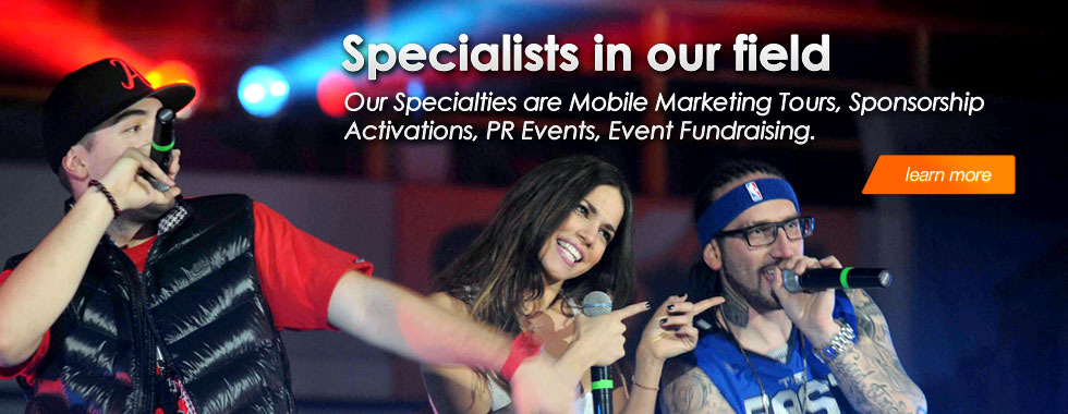 specialists in our field